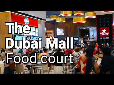The Dubai Mall Food Court