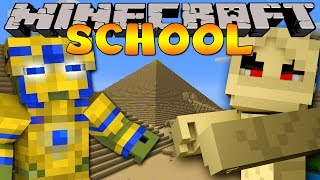 Minecraft School : FIELD TRIP TO EGYPT!