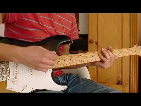 Bold As Love - MOST ACCURATE ON YOUTUBE!! - The Jimi Hendrix Experience Cover