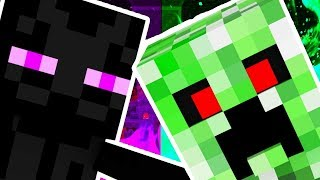 CHEATING FOR THE WITHER - 3VS3 MINECRAFT OVERPOWERED MONSTERS INDUSTRIES 2.0