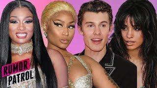 Nicki Minaj COLLABING W/ Megan Thee Stallion?! Shawn Mendes MOVING IN With Camila?! (Rumor Patrol)