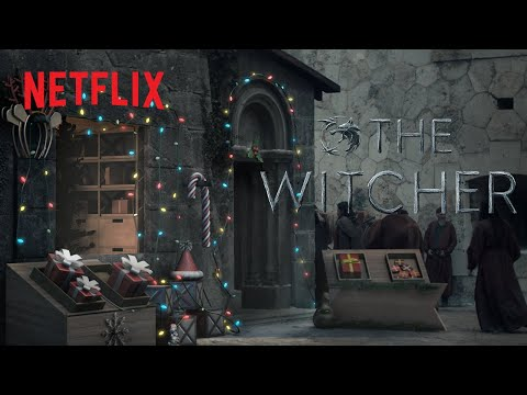 A Witcher Holiday Slay Ride | The Witcher | Netflix