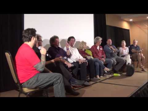 My Bloody Valentine 35th Anniversary  Cast Reunion Panel @ Bay Of Blood Tampa's Horror Weekend 2016