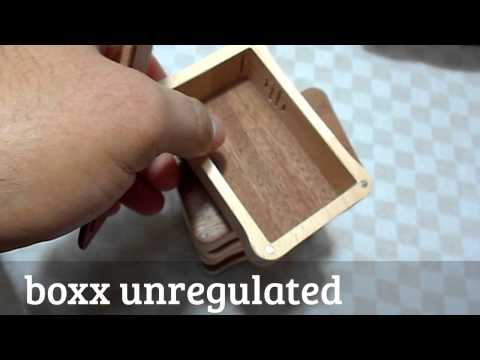 Boxx Unregulated