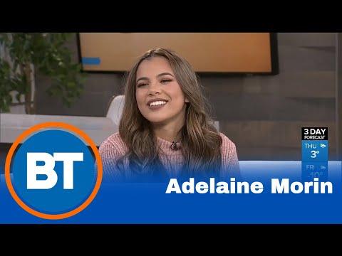 YouTube Star Adelaine Morin is here!