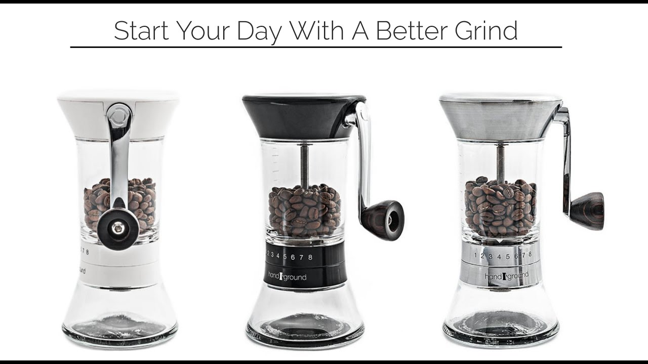 how to make hash coffee grinder