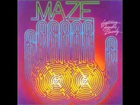 Maze Feat. Frankie Beverly - Look At California