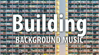 Building music No Copyright advertising background music