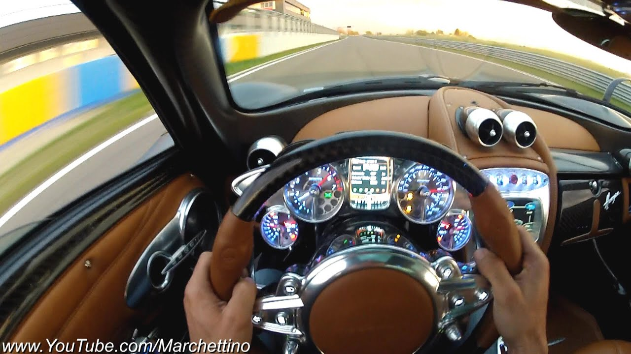 You Drive The Pagani Huayra Fast Youtube