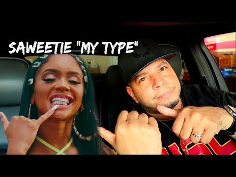 Saweetie - My Type (Official Video) | REACTION