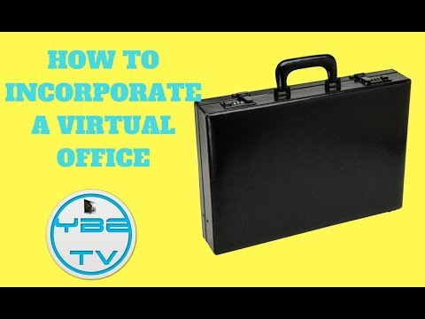 HOW TO INCORPORATE A VIRTUAL OFFICE FOR MY BUSINESS -Q&A