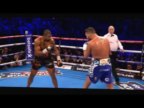 DAVID HAYE VS TONY BELLOW - FULL FIGHT (MUST SEE!!)