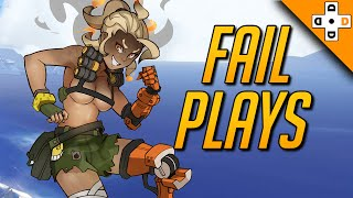 OVERWATCH FAIL PLAYS - Oops!