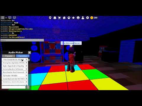 Music Codes On Roblox Work At A Pizza Place Youtube