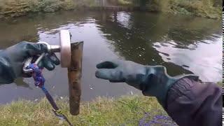 Яка Таємниця Річка Тримайте За Нас. Рибалка Магніт Великобританії