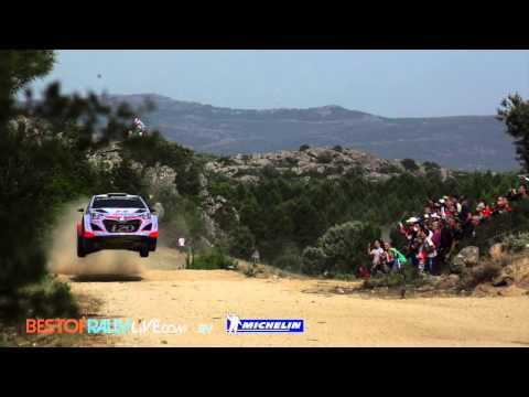 Leg 2 - 2015 WRC Rally Italia Sardegna - Best-of-RallyLive.com