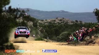 Vid�o Leg 2 - 2015 WRC Rally Italia Sardegna