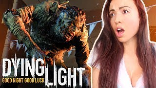 SURVIVING A ZOMBIE APOCALYPSE!! (Dying Light)