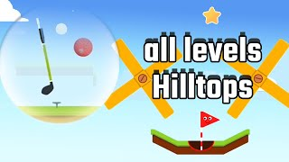 Happy Shots Golf Chapter 7 Golf-Hilltops Level 109-126