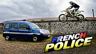 French Police gives a shit about us | ENDURO
