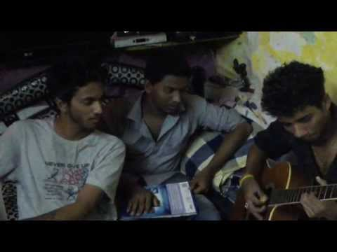 lukka chuppi acoustic version with sargam in double tempo