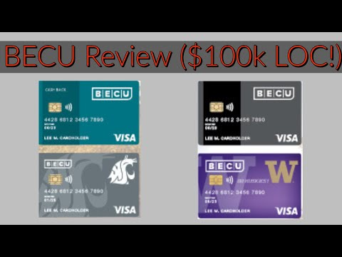 $100,000 Business Line Of Credit - BECU Review (Nationwide Membership)