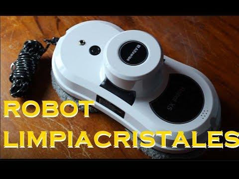 Robot limpiacristales , merece la pena?