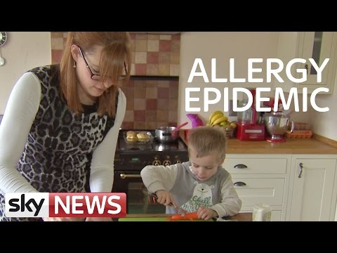 The Food Allergy Epidemic | Callum's Story