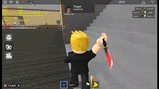 glitch for KAT (knife ability test) ROBLOX. (CHECK the desc)