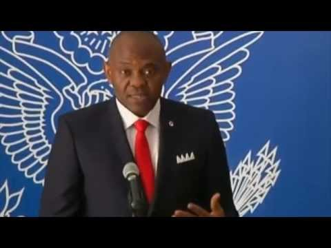 Welcome Address from Tony O. Elumelu and Speech from the US Secretary of Commerce