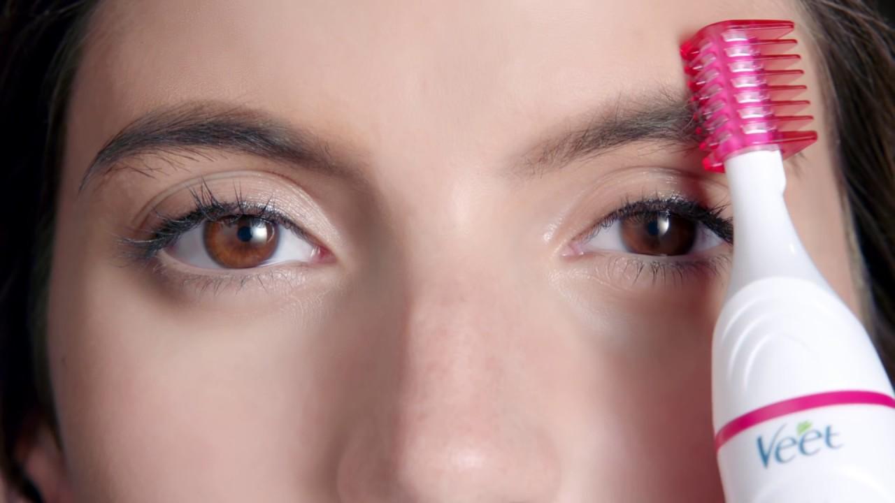 veet sensitive beauty styler