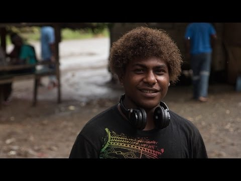 Sport for Change: Disability in the Solomon Islands