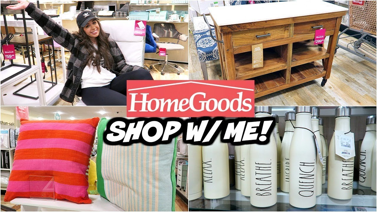 Home Goods Shop With Me 2019 New Home Decor Furniture Youtube