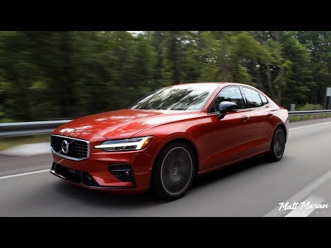 Review: 2019 Volvo S60 T6 R-Design AWD