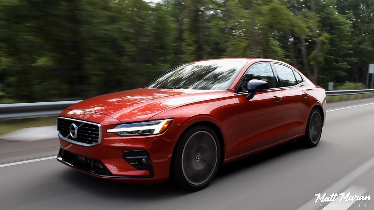 Review 2019 Volvo S60 T6 R Design Awd Youtube