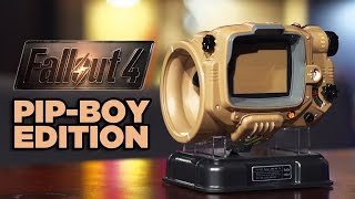 Fallout 4 Pip-Boy Edition Unboxing