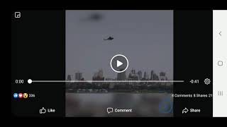 UBER is taking it to the air! Air Taxi?