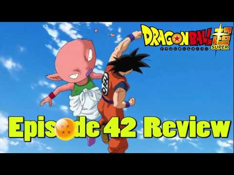 Dragon Ball Super Episode 42 Review: A Hilarious Battle!