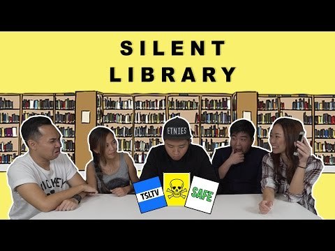 TSL Plays: Silent Library