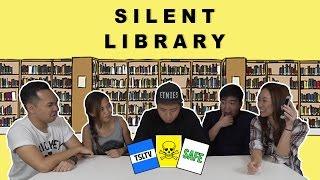 TSL Plays: Silent Library
