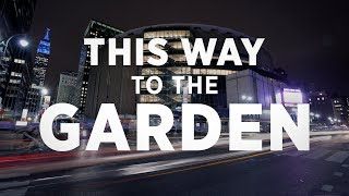 Ed Cohen | This Way to The Garden | New York Knicks | MSG Networks