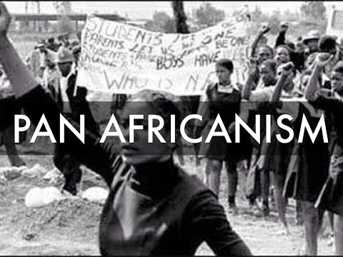 to the Pan African Community