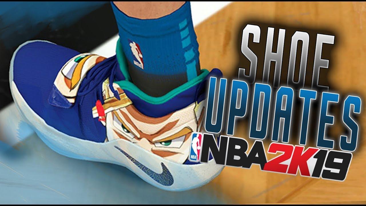 5d53e6b720b NBA 2K19 PC - KICKSOLOGY SHOE MOD  by Seanbarkley  - YouTube