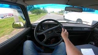 2010 ВАЗ 2105 1.6L POV Test Drive