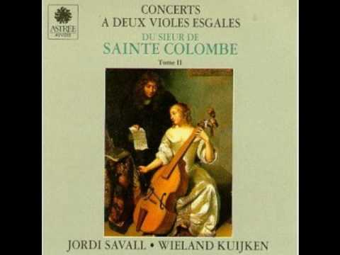 "Sainte Colombe ""Concert A Deux Violes Esgales"" (Savall/Kuijken)"