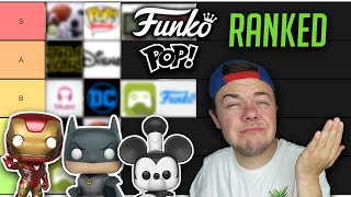 Funko Pop Tier List (Which Pops are the Best?) Video