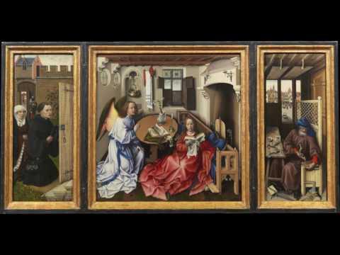 4 Robert Campin's Mérode Altarpiece (Art of the Cloisters)