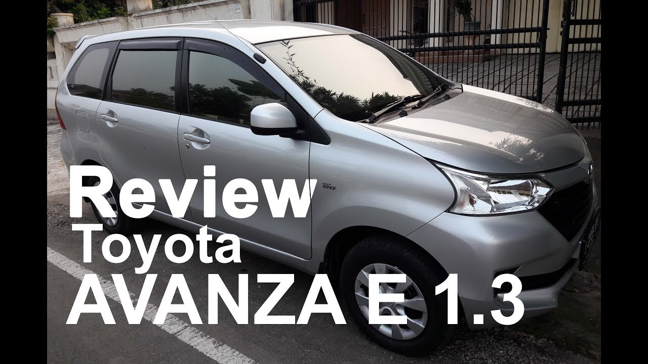 grand new avanza type e 2017 flip key review youtube