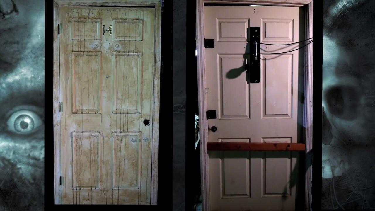 Door or Wall Pounder - Halloween Prop & Door or Wall Pounder - Halloween Prop - YouTube