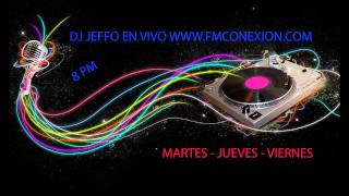 Música electronica Abril 2012 Zona Mix 9 Dj Jeffo en VIVO